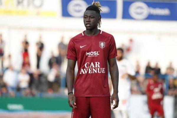 FC Metz : Kevin N'Doram va signer définitivement
