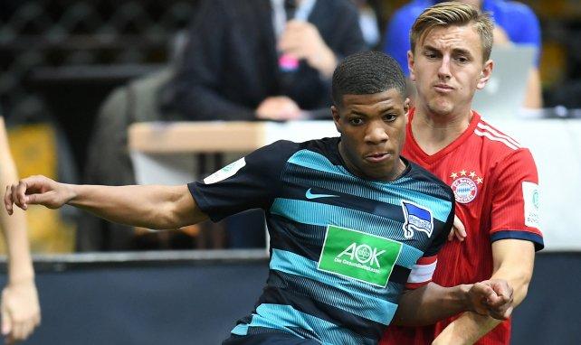 Officiel : le Hertha scelle l'avenir de Ngankam
