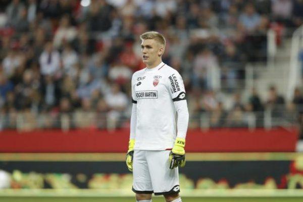 Dijon : Runar Alex Runarsson bientôt transféré ?