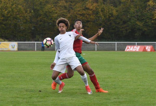 FC Metz : le prometteur Kiliann Sildillia intéresse des clubs allemands