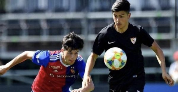 FC Barcelone : le prometteur Diego Talaveron dans le viseur