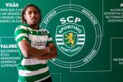 Officiel : le prometteur Bruno Tavares prolonge au Sporting CP