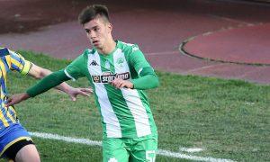 L'Inter Milan va s'offrir un jeune espoir grec