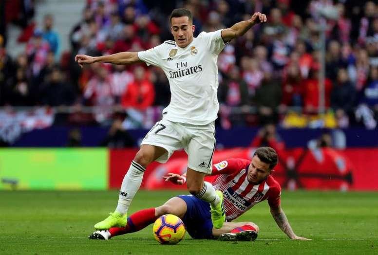 Real Madrid : Lucas Vazquez fait un point sur son avenir