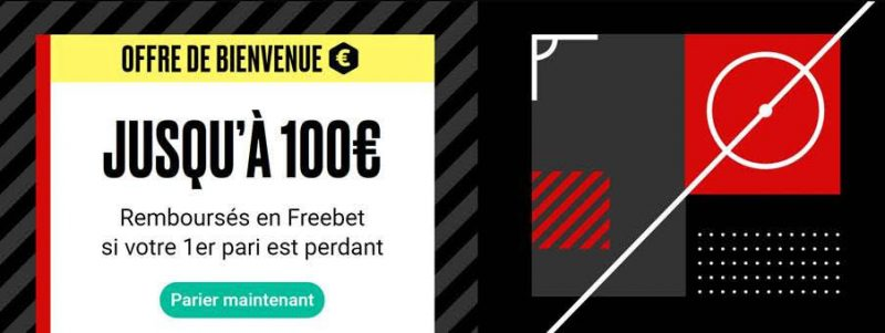 Paris Sportifs : Pokerstars Sports vous offre un bonus de 100€