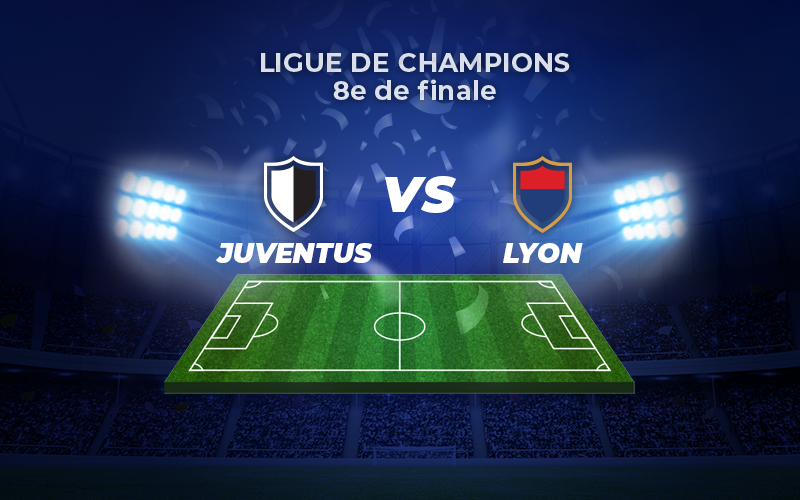 Ligue des Champions : le preview de Juventus – Olympique Lyonnais