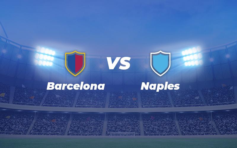 Ligue des Champions : le preview de FC Barcelone – SSC Napoli