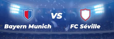 Supercoupe d'Europe : le preview de Bayern Munich – Séville FC