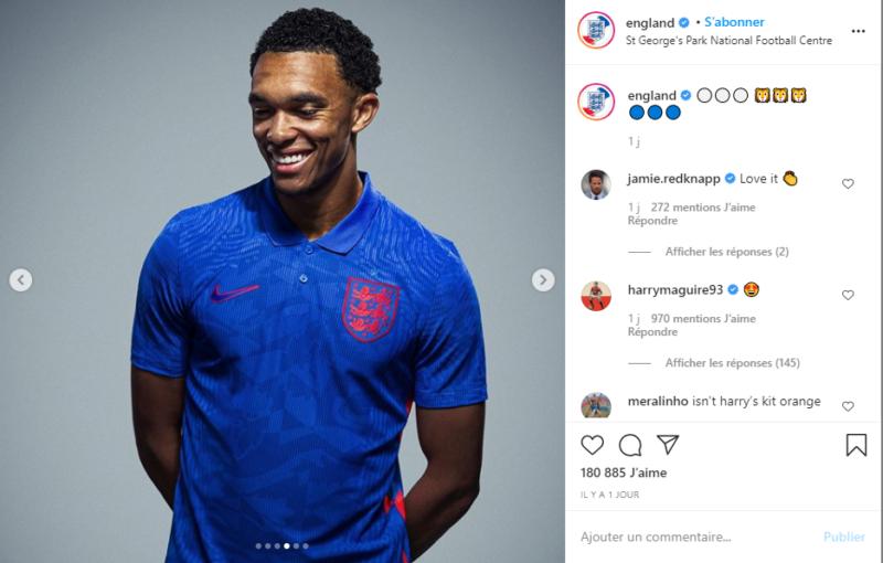 Les maillots de l'Euro 2020
