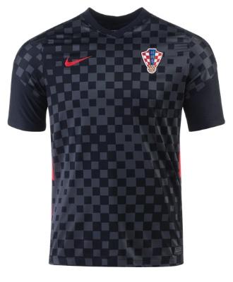 Maillot Croatie Extérieur