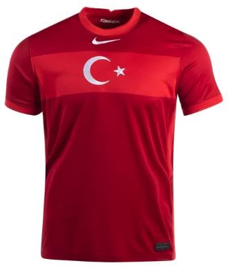 Maillot Turquie Extérieur