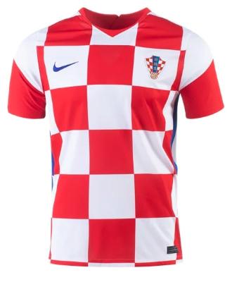 Maillot Croatie Domicile