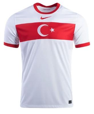 Maillot Turquie Domicile