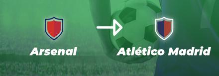 Atletico Madrid : un joueur d'Arsenal espéré