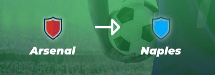 Naples négocie pour un défenseur d'Arsenal