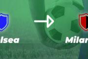 Le Milan AC vise un défenseur de Chelsea