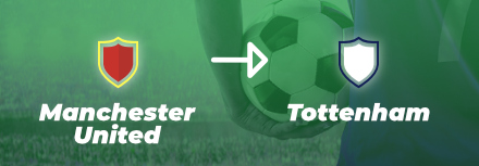 Tottenham : un échange de joueurs avec Manchester United ?