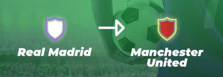 Man United : un joueur du Real Madrid dans le viseur