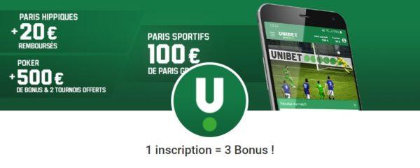 Meilleurs Codes Promo Unibet France