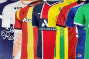 Les nouveaux maillots de Ligue 1 et d'Europe pour la saison 2021-2022