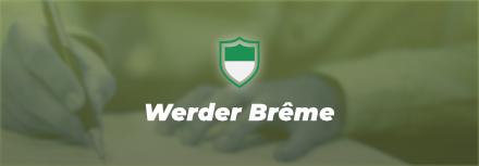 Officiel : le Werder Brême annone une prolongation