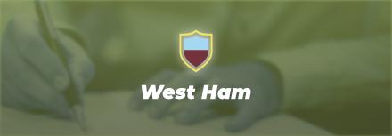 Officiel : West Ham annonce une arrivée définitive