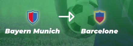 Le Barça se positionne sur une fin de contrat du Bayern Munich