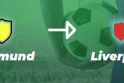 Liverpool défie Chelsea pour un joyau du Borussia Dortmund