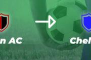 Chelsea surveille une fin de contrat de l'AC Milan