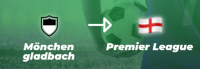 Mönchengladbach : Alassane Plea intéresse trois clubs anglais