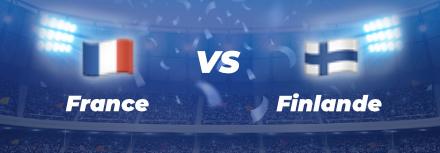 Match amical : avant-match de France – Finlande