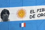 Diego Maradona, ses 5 matchs contre des clubs français et l'Equipe de France