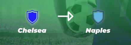 Naples négocie un transfert avec Chelsea
