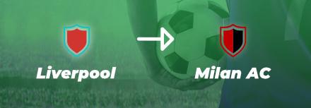 Le Milan AC vise une fin de contrat de Liverpool