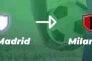 Le Milan AC cible une fin de contrat du Real Madrid