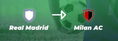 Le Milan AC vise un milieu du Real Madrid