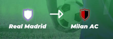 Milan AC : un buteur du Real Madrid espéré