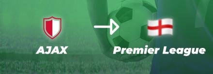 Leicester et Manchester City visent un défenseur de l'Ajax