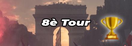 8ème tour Coupe de France : Avant-matchs et pronos