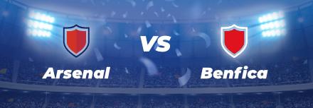 Europa League 🇪🇺 Cotes et pronos Arsenal – Benfica Lisbonne