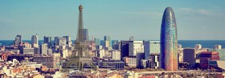 Paris marche sur Barcelone