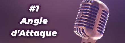 Angle d'attaque Podcast #1  – Débrief FC Barcelone / Paris SG