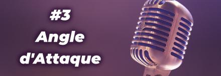 Angle d'attaque Podcast #3 – Course à la Ligue 1 et Coupe du Roi