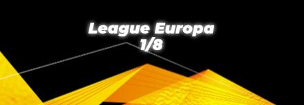 Ligue Europa : Les résultats des 8è de finale aller