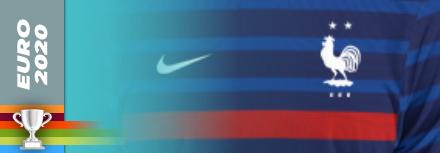 Les nouveaux maillots de l'Equipe de France 2020 sont disponibles