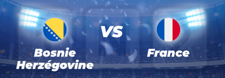 💬 Pronostics Bosnie-Herzégovine – France – 31-03-21