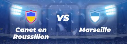 Coupe de France 💬 Pronostics Canet Roussillon FC – OM (Marseille) – 07/03/21