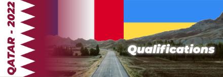 Préparation à la Coupe du Monde 2022 : France-Ukraine