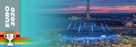 Euro 2020 à Saint Petersbourg – calendrier, dates, horaires et météo des matchs