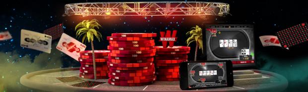 Boostez votre 1er dépôt jusqu'à 500€ avec Winamax